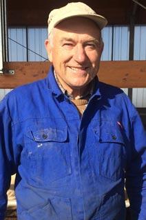 M. Kobold, dont l'élevage de taurillons est équipé du revêtement caoutchouc de KRAIBURG, témoigne de son expérience.